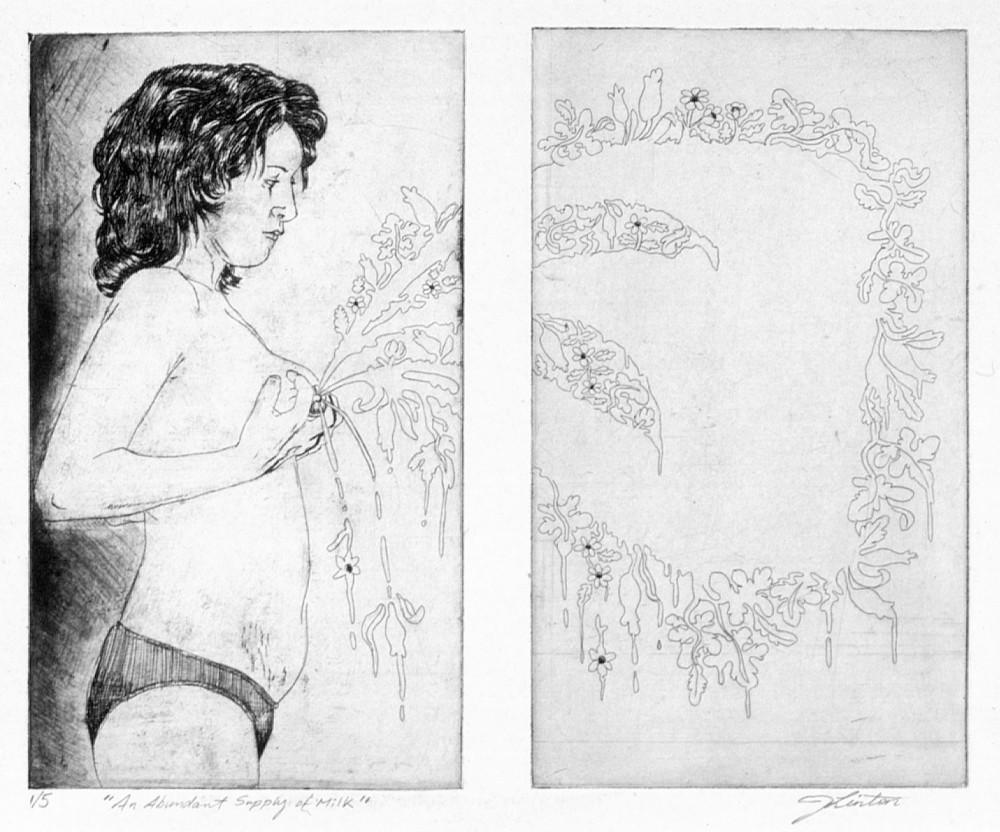 Classical mythology revisited: the shrewd ecofeminism of Shary Boyle. (3/6)