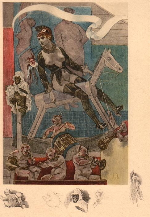 A Diabolical Decadence: Charles Baudelaire, Félicien Rops and the