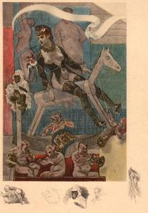 "A Diabolical Decadence: Charles Baudelaire, Félicien Rops and the ""Flowers of Evil."""