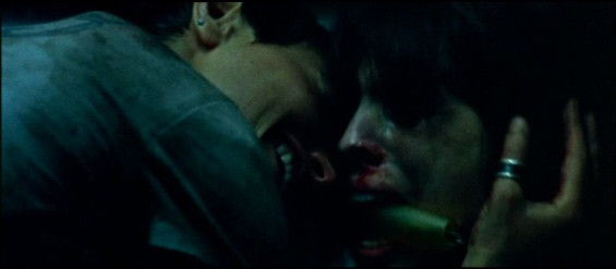 "Unrequited love gone wrong in ""Haute Tension"" (2003)."