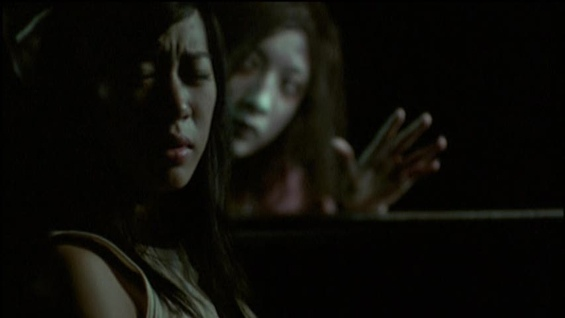 "Scene from the Thai film ""Shutter"" (2004)."