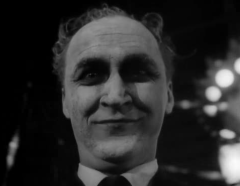 "Majorly creepy dead guy from ""Carnival of Souls"" (1962)."