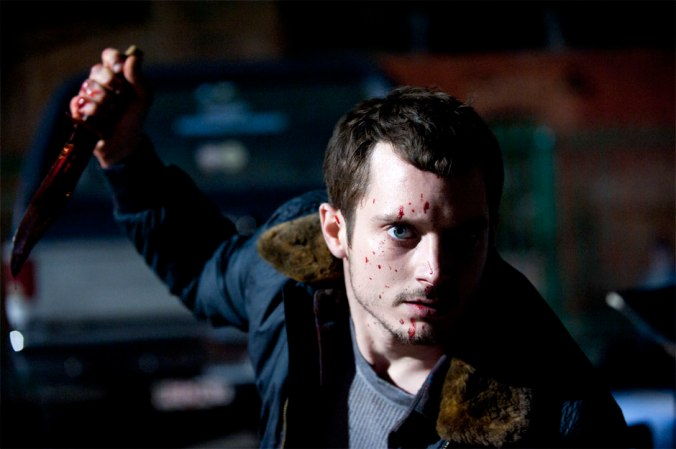 "Elijah Wood plays a surprisingly sympathetic serial killer in ""Maniac"" (2012)."