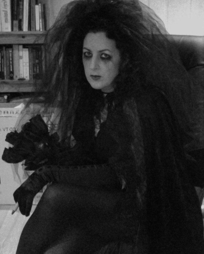 Happy Hallowe'en from Lady Lazarus! (1/2)
