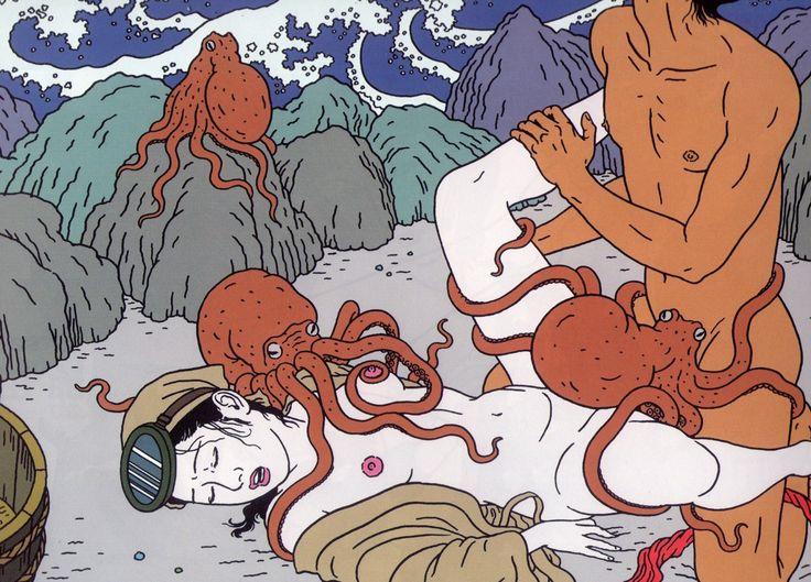 The Erotic-Grotesque Art of Toshio Saeki. (5/6)