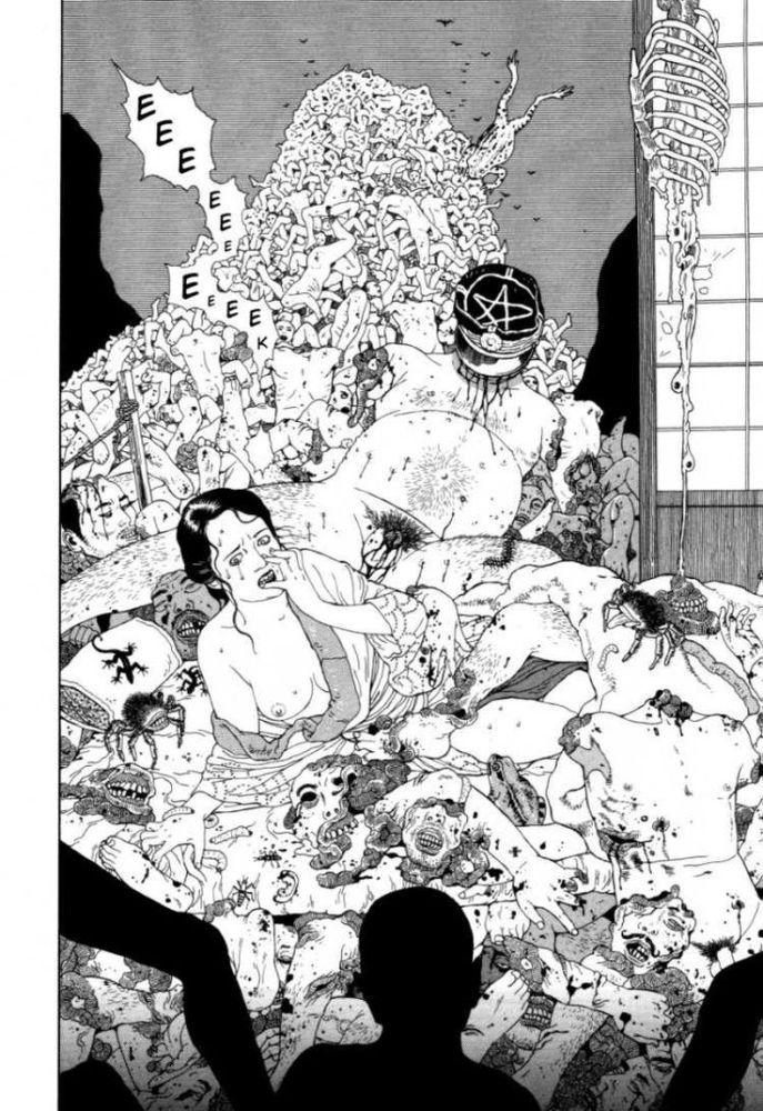 Deviant Desires: Erotic Grotesque Nonsense, part II. Edogawa Rampo. (2/6)