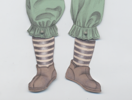 Myrtle feet