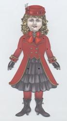 Claudia Vampire assembled smaller